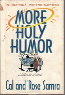 MORE HOLY HUMOR :: 1997 HB w/ DJ :: FREE Shipping