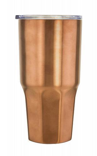 :10707U - Copper Mammoth Stainless Steel Travel Mug 20oz