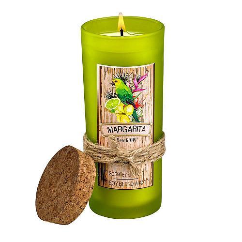 :10868U - Margarita Highball Scented Glass Jar Candle