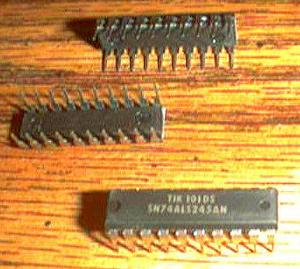 Lot of 20: Texas Instruments SN74ALS245AN