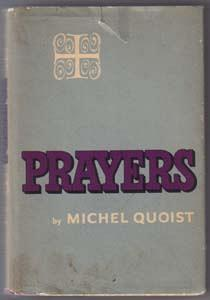 PRAYERS :: Michel Quoist :: 1963 HB w/ DJ :: FREE Shipping