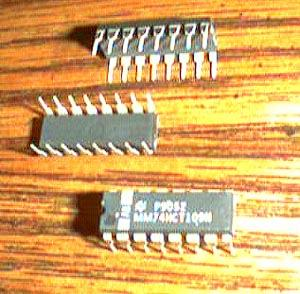 Lot of 25: National Semiconductor MM74HCT109N