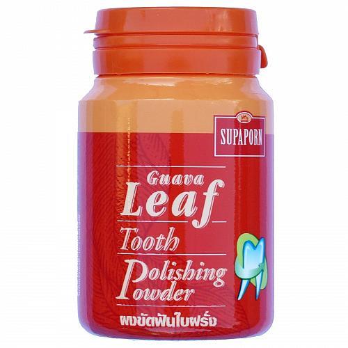 Supaporn Guava Leaf Tooth Polishing Powder 90 grams