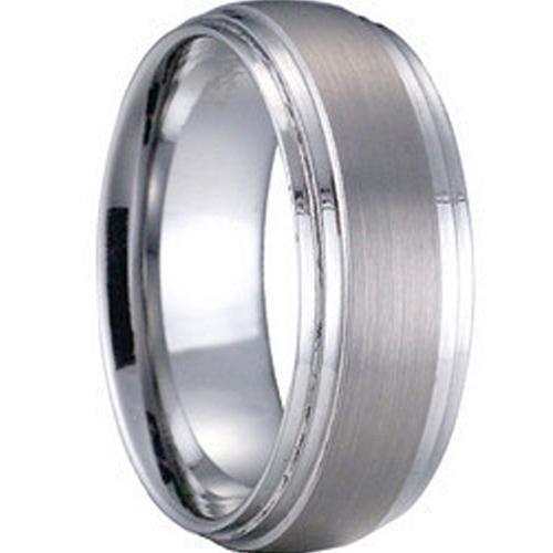 coi Jewelry Tungsten Carbide Wedding Band Ring
