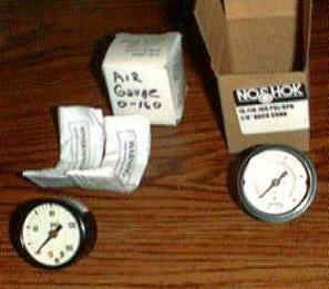 Pair of Gauges :: FREE Shipping