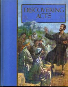 DISCOVERING ACTS :: The Guideposts Bible Study Program :: FREE Shipping