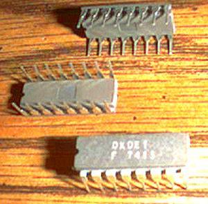Lot of 19: Fairchild DKDE1