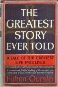 The Greatest Story Every Told :: 1959 HB w/ DJ :: FREE Shipping