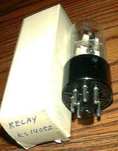 Western Electric KS-14082 Relay