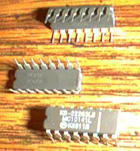 Lot of 25: Motorola MC10141L