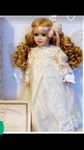 heritage signature collection heavenly angel doll-hope with wings