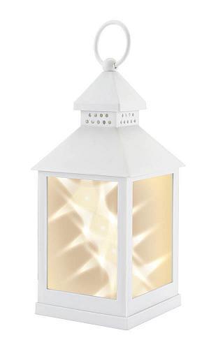 :10897U - White LED Star Light Lantern