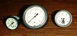 Lot of 5: Gauges :: FREE Shipping