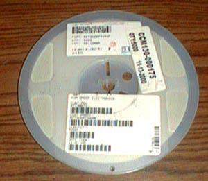 Lot of 5,000: KOA RK73H2AT3480F 348 Ohm Resistors