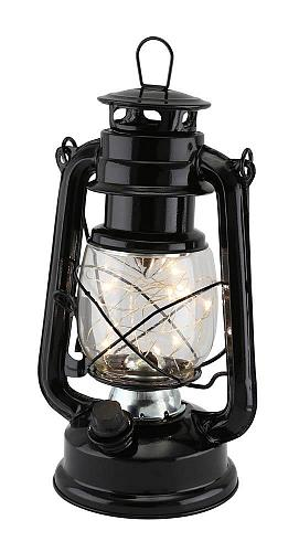 :10903U - Colonial Shimmer LED Lantern Twinkling Lights