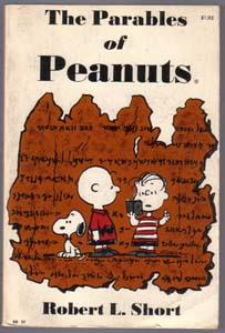 The Parables of Peanuts :: First Edition :: 1968 :: FREE Shipping