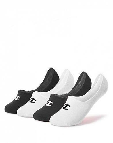 8 Pair Champion Women's Performance Liner Socks #CH229