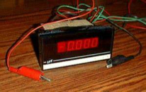 LFE Model 50 DC Voltmeter :: FREE Shipping