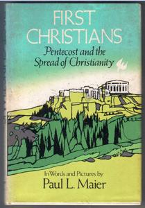 FIRST CHRISTIANS Pentecost & the Spread of Christianity :: FREE Shipping