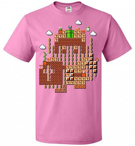 Legend Maker Unisex T-Shirt Pop Culture Graphic Tee (6XL/Azalea) Humor Funny Nerdy Ge
