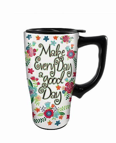 :10579U - Good Day Travel Mug