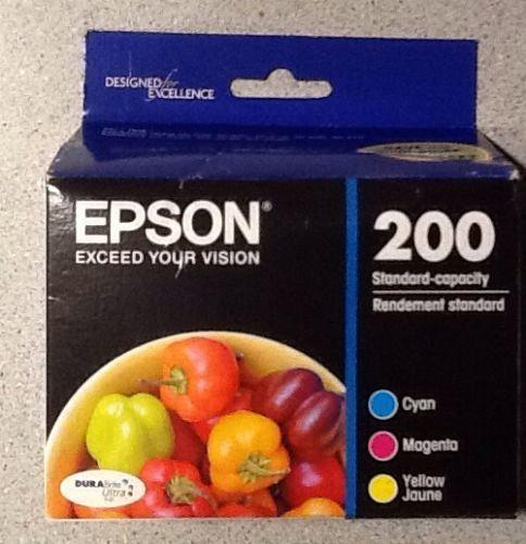 Epson 200 T200520 color ink jet workforce WF 2540 2530 2520 printer copy scanner