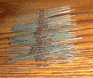 Lot of 100: TRW RN55D2490F Resistors