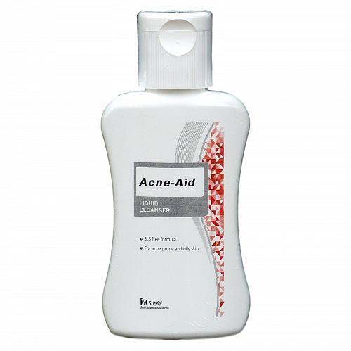 Acne Aid Liquid Cleanser for Acne Prone Oily Skin 50ml (Travel Size)