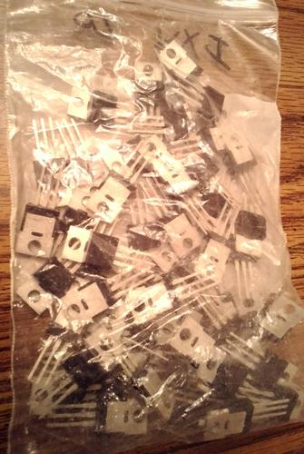 Lot of 56: International Rectifier IRF4905 Power MOSFETs