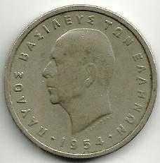 5 apaxmai coin 1954
