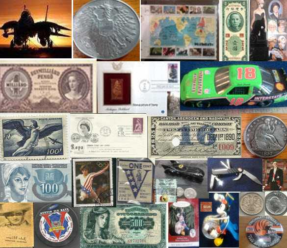 Ray's (Rattler99's) Store - Banknotes, Coins, Stamps & Collectables