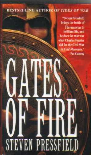 Gates of fire book report