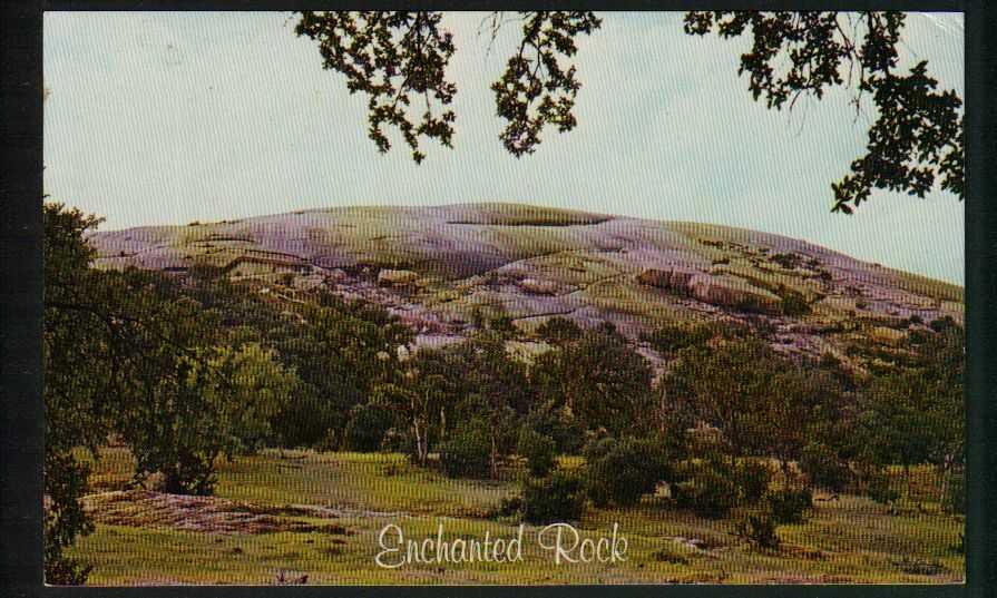 Enchanted Rock, Llano & Fredericksburg, Texas For Sale