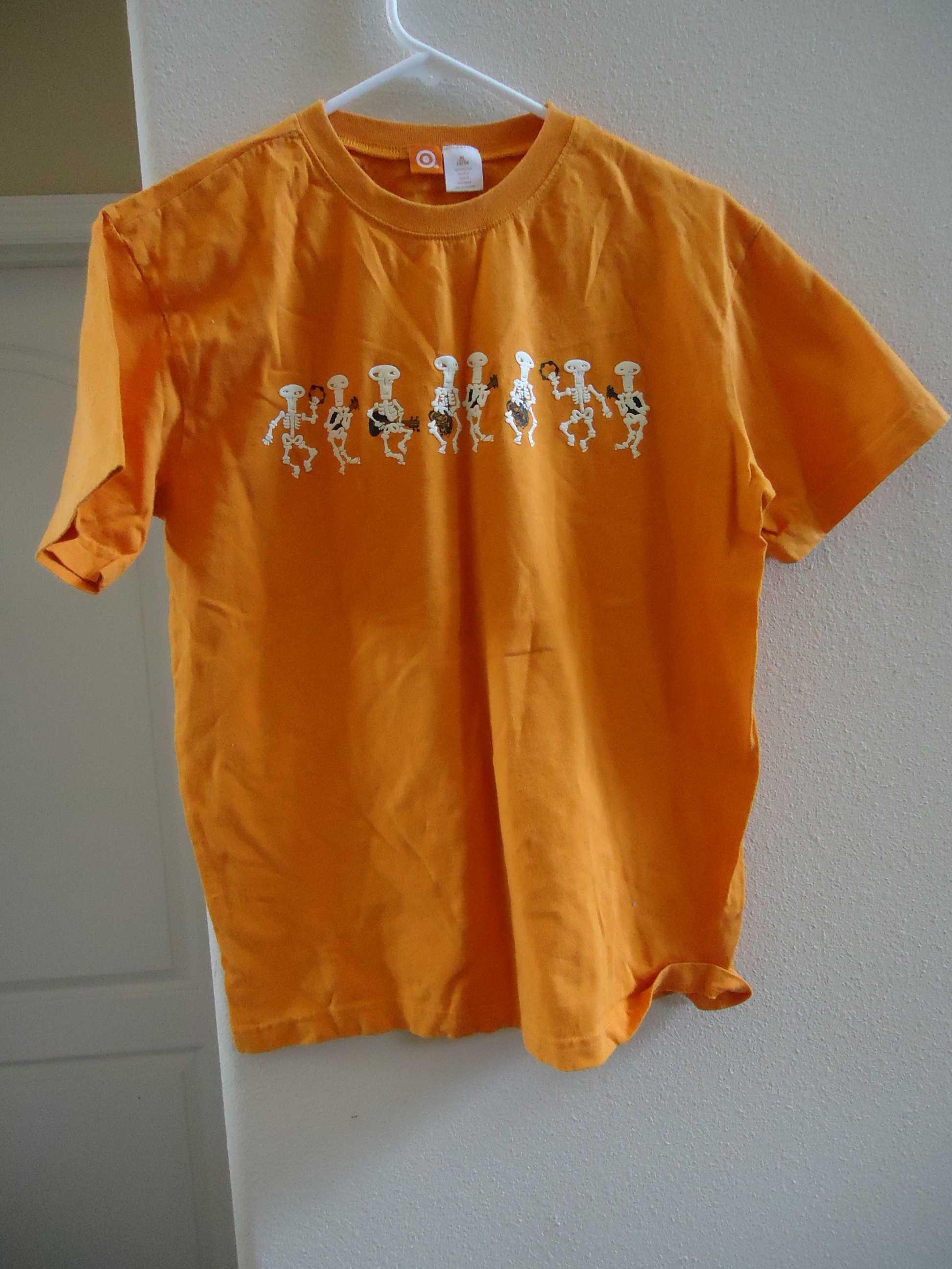 Skeleton Rock Band T Shirt For Sale Item 36986