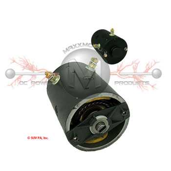 21500 21500k motor for fisher western ultra mount snow for Fisher snow plow pump replacement motor