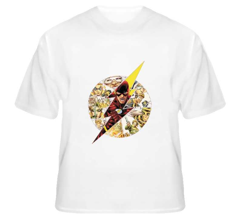 the flash custom t shirt s to xl for sale item 256345