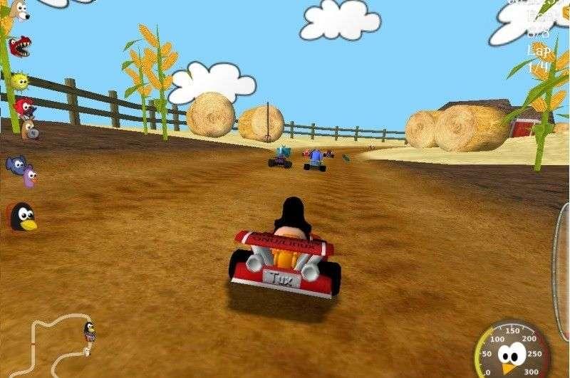 Super Tux Kart - FUN FOR KIDS CHILDREN'S SOFTWARE PC MAC PLATFORM