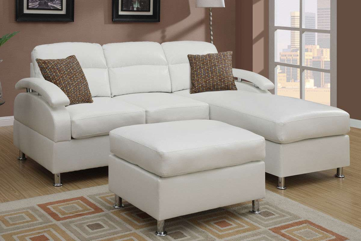 3 Pc Sectional Sofa With Chaise Sofa Couch Sectional Sofa With Reversible Chaise Ottoman 3