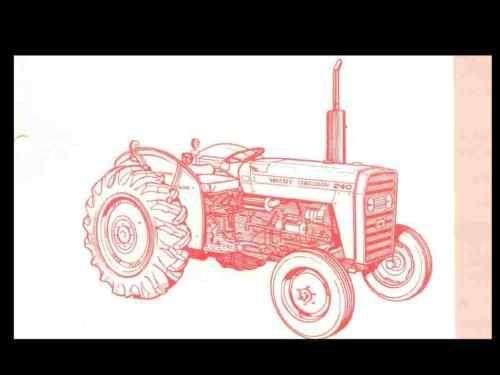 mf 240 tractor wiring diagram wiring diagram mf 240 tractor wiring diagram wiring diagrams massey ferguson mf 240 tractor parts manual diagrams