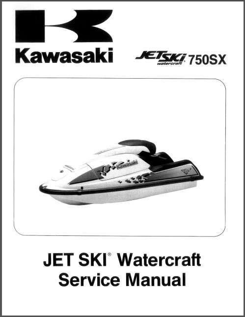 92 95 kawasaki 750sx jet ski service repair manual cd jetski 750 rh unisquare com Sea-Doo Jet Ski Watercraft Sea-Doo Jet Ski Watercraft
