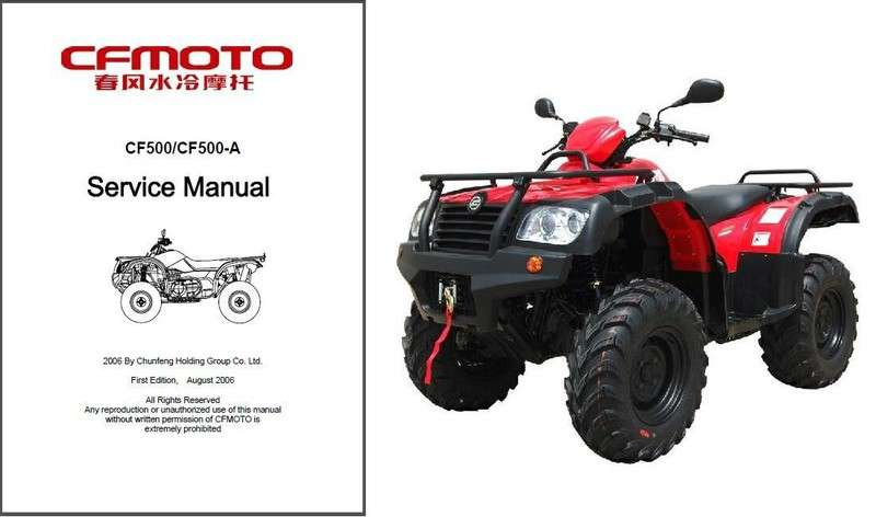 Cf 500 Manual