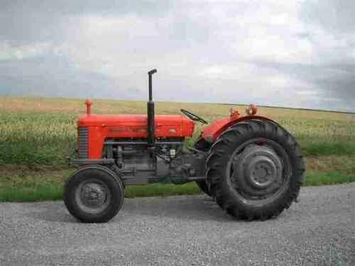 Massey Ferguson Mf 50 Mf 65 Tractor Overhaul Manuals W Mf50 Mf65 Service Repair For Sale