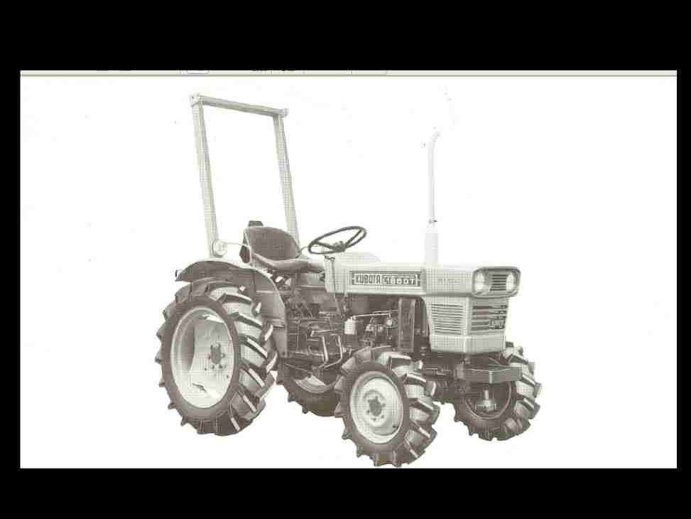 kubota l185 l185dt l 185 l 185 dt parts manual for gas diesel rh unisquare com Kubota L185 Parts Kubota Garden Tractors