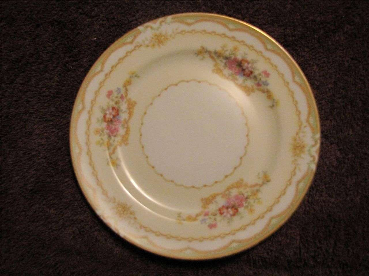 Vintage Noritake China   Muriel Pattern   Bread & Butter Plate