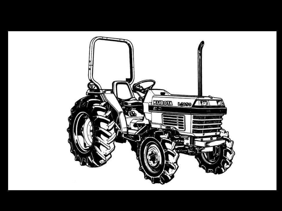kubota l2650 l2950 l3450 l3650 l 2650 manual for tractor operation rh unisquare com kubota l3450 parts manual Kubota 3450 Tractor