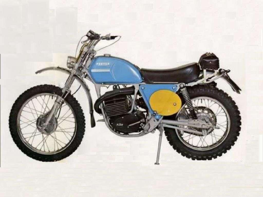 penton motorcycle service parts manual set for 100 125 175 250 400
