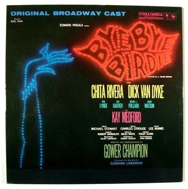bye bye birdie 1960 original broadway cast soundtrack
