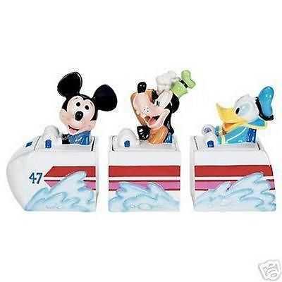 Disney Cookie Jars For Sale Enchanting Disney Mickey Goofy Donald 60 Canasters Cookie Jars For Sale Item