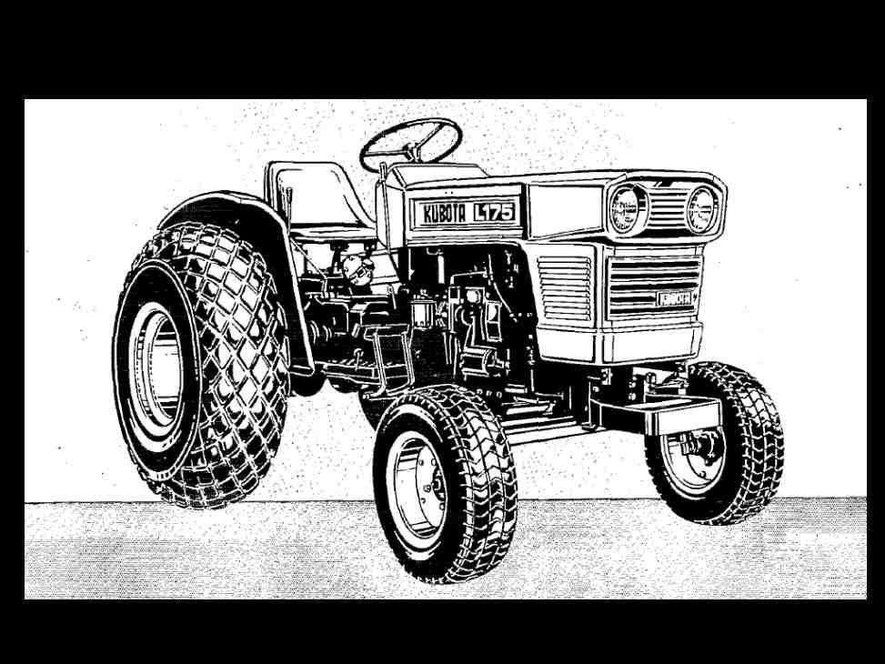 [SCHEMATICS_48YU]  KUBOTA L175 T F PARTS MANUAL & L-175 Tractor Operations Owners & Parts List  info Auction, For Sale | L175 Wiring Diagram |  | UniSquare