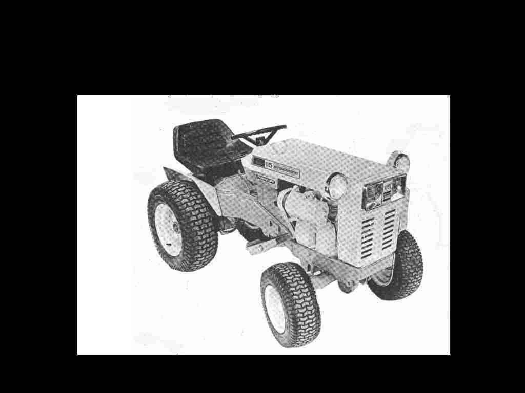 Montgomery Ward Lawn Tractor Wiring Diagram Library Gilson Riding Mower Operation Parts Manuals 450 Pgs W Tiller